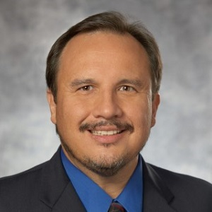 Head shot of Dr. David Cano