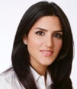 Head shot of Maryam Mohajer